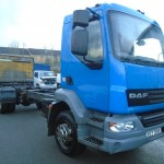 2009 DAF LF55-180 CHASSIS CAB